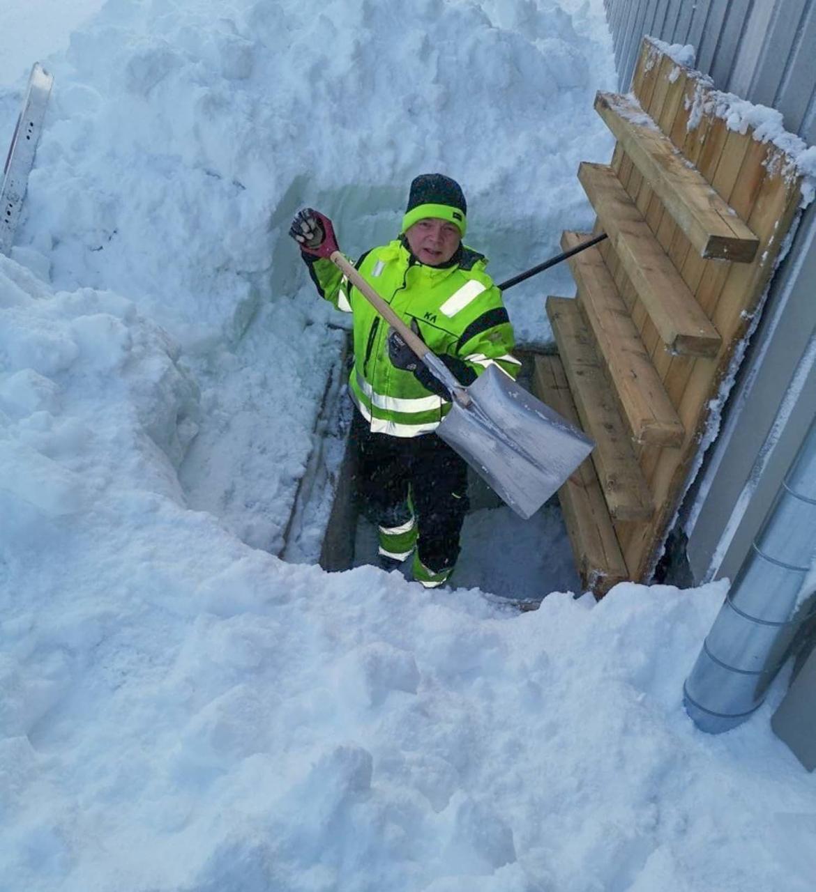 Snow, Slope