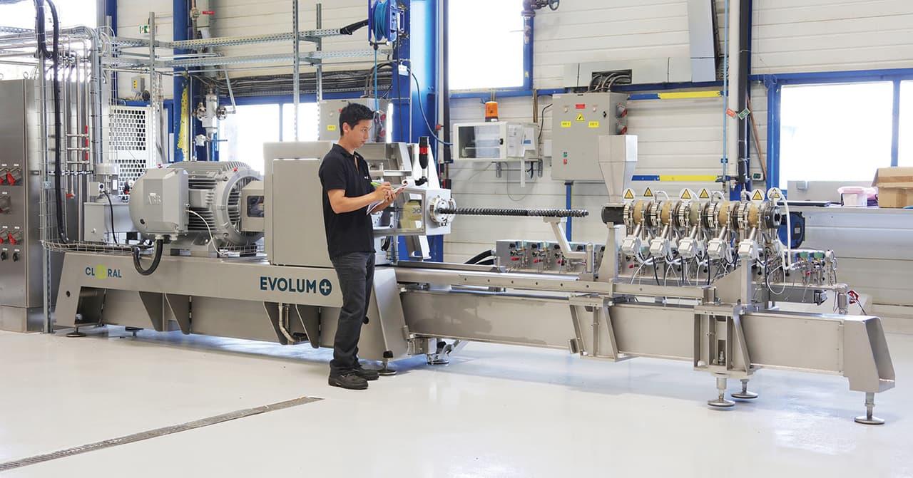Workwear, Worker, Extruder, Equipment, Machinery, Industrial