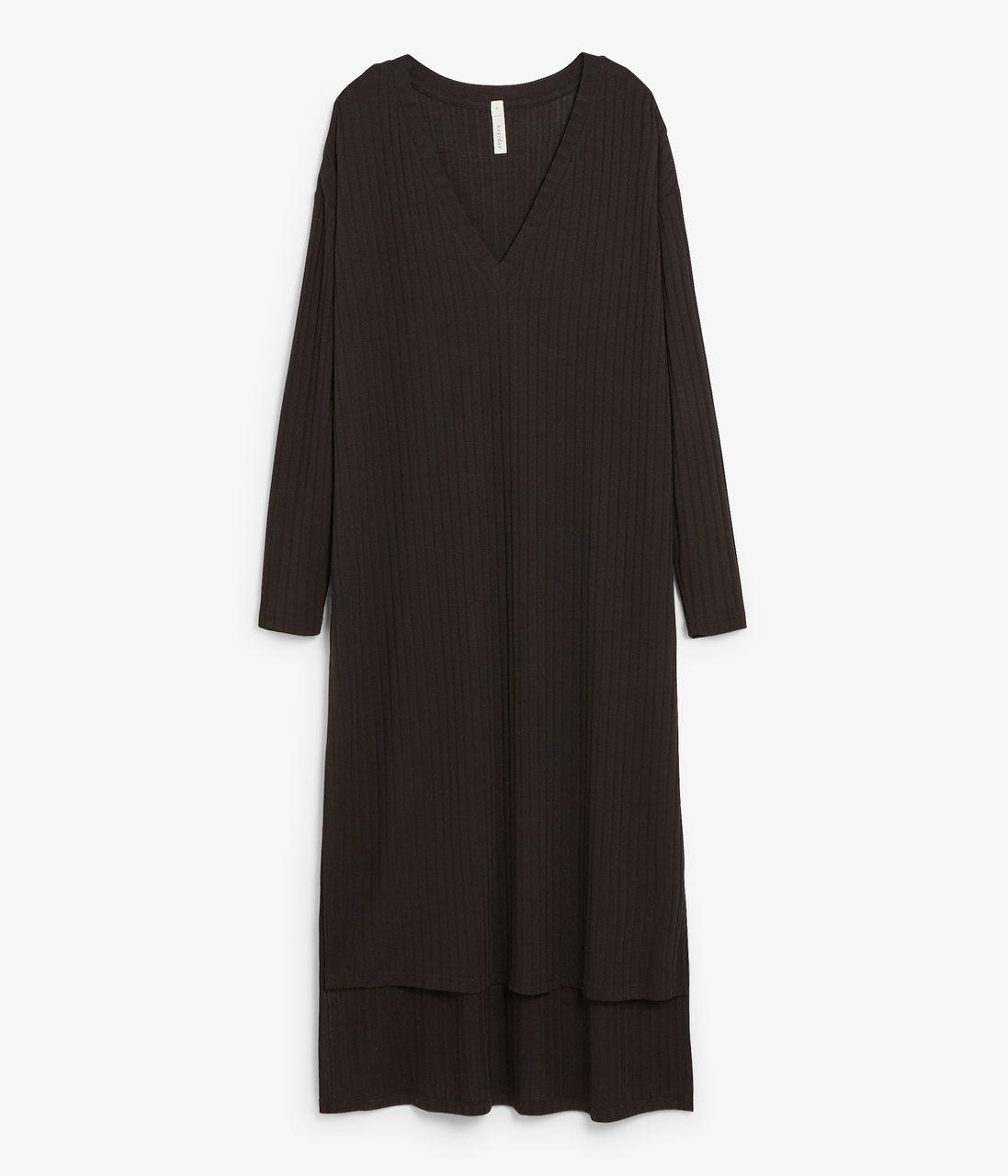 One-piece garment, Dress, Sleeve, Grey, Collar
