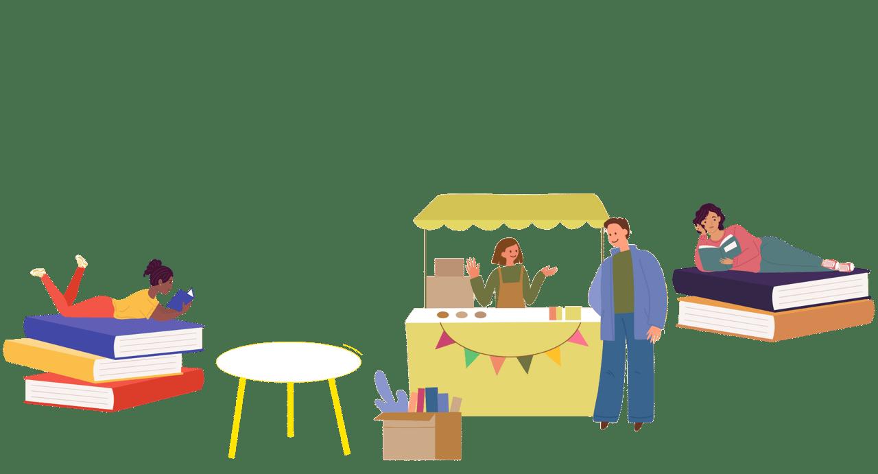 Furniture, Table, Sharing, Desk