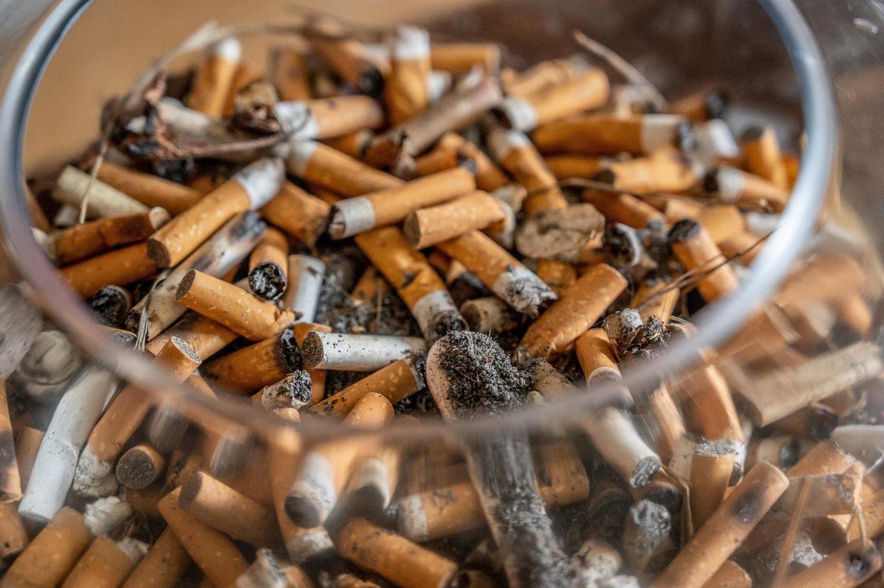 Wood, Cigarette, Tobacco