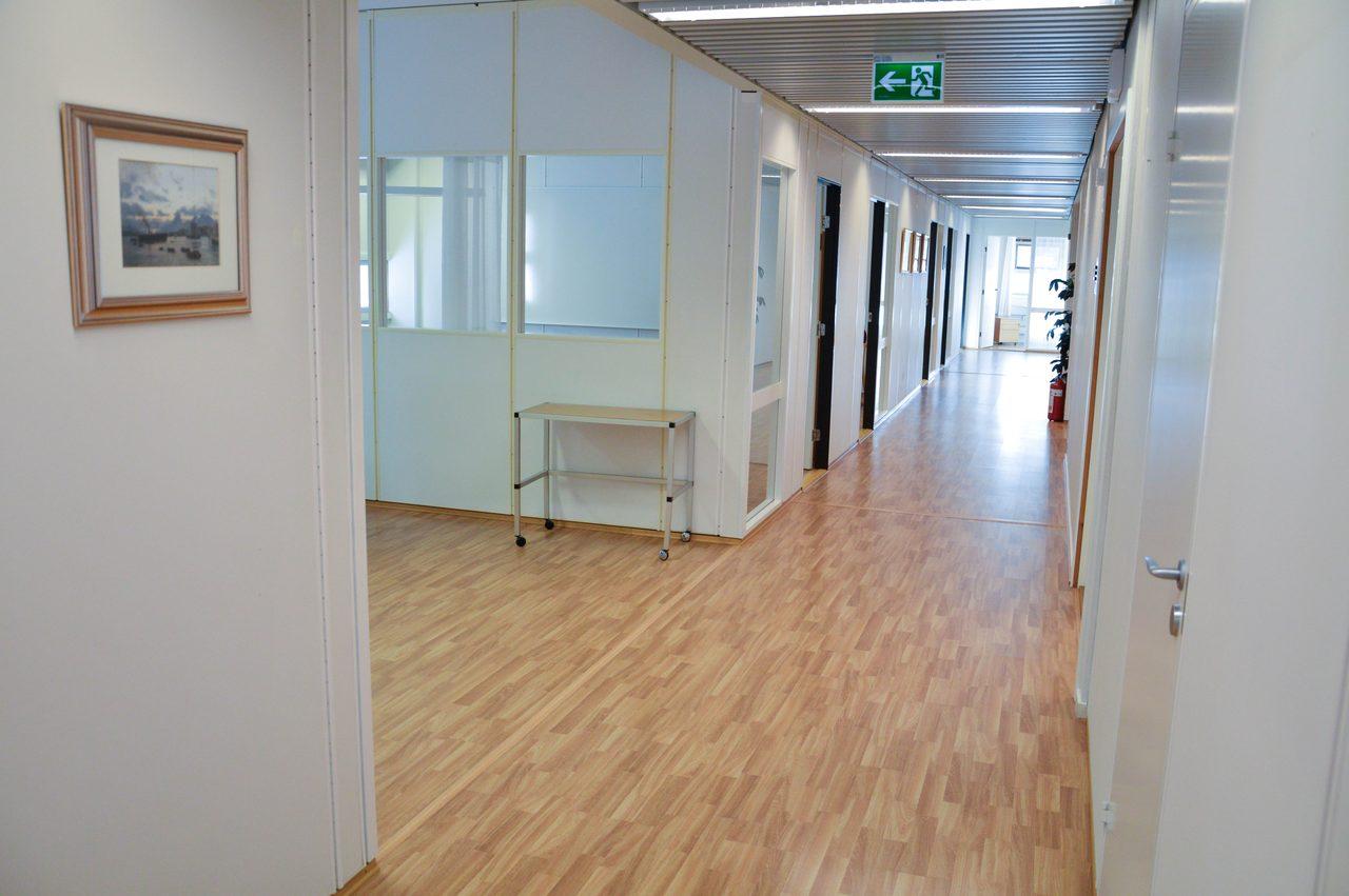 Interior design, Picture frame, Wood, Fixture, Building, Hall, Flooring, Door, Floor, House