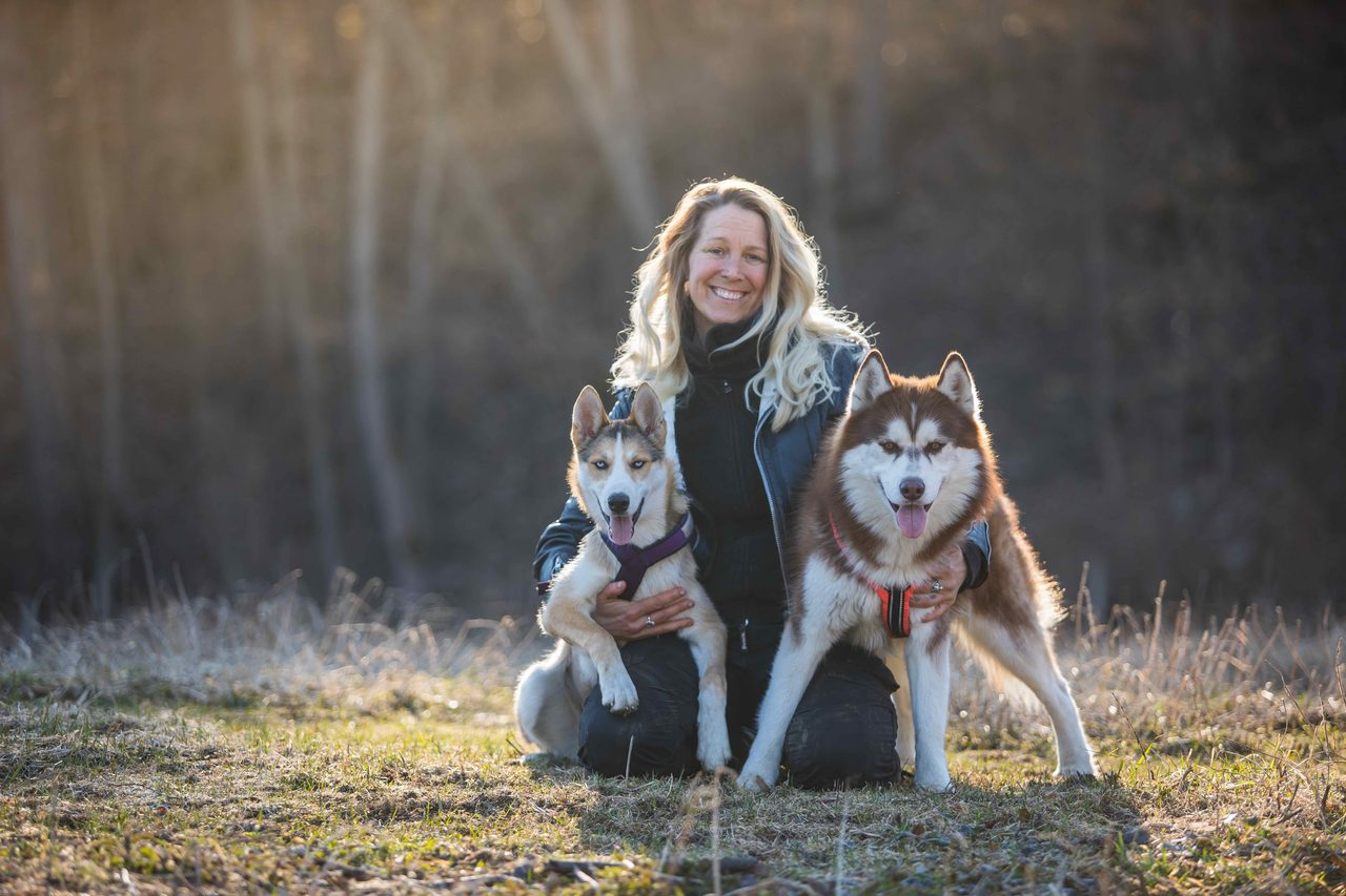 Dog breed, Flash photography, Smile, Carnivore, Plant, Happy, Mammal, Grey