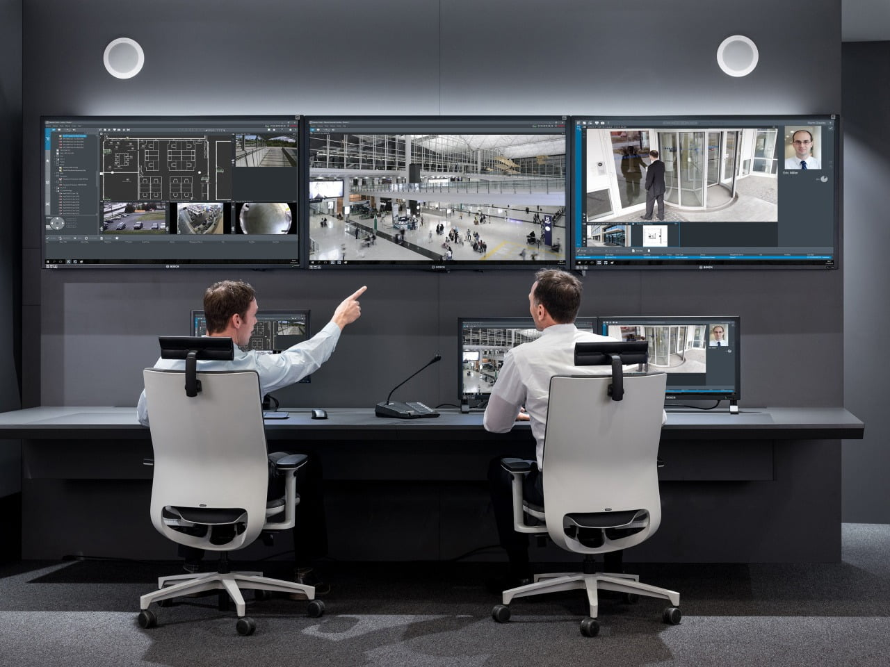 In recent years Bosch notes more users have been asking for solutions to solve security and business issues that require systems to work together. Integrating these systems can help to streamline operations to improve efficiency, protect high security areas and high-value assets, and keep operators and building occupants better informed.