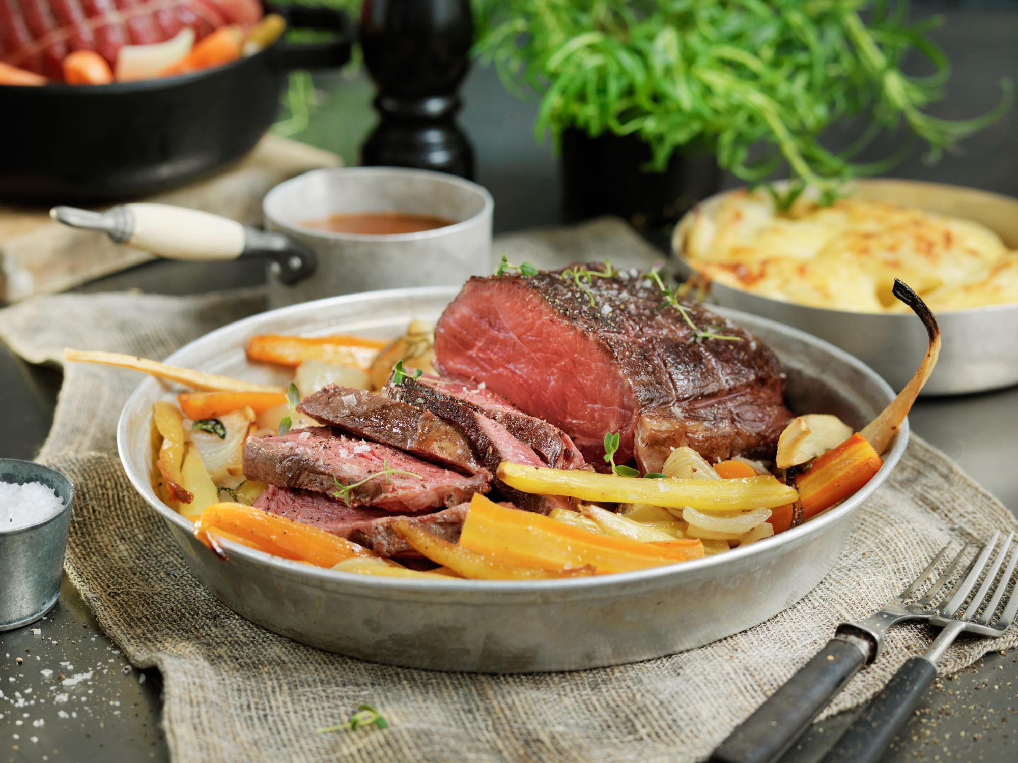 Boeuf  la mode, Roast beef, Rinderbraten, Ingredient, Meat, Cuisine, Food, Dish