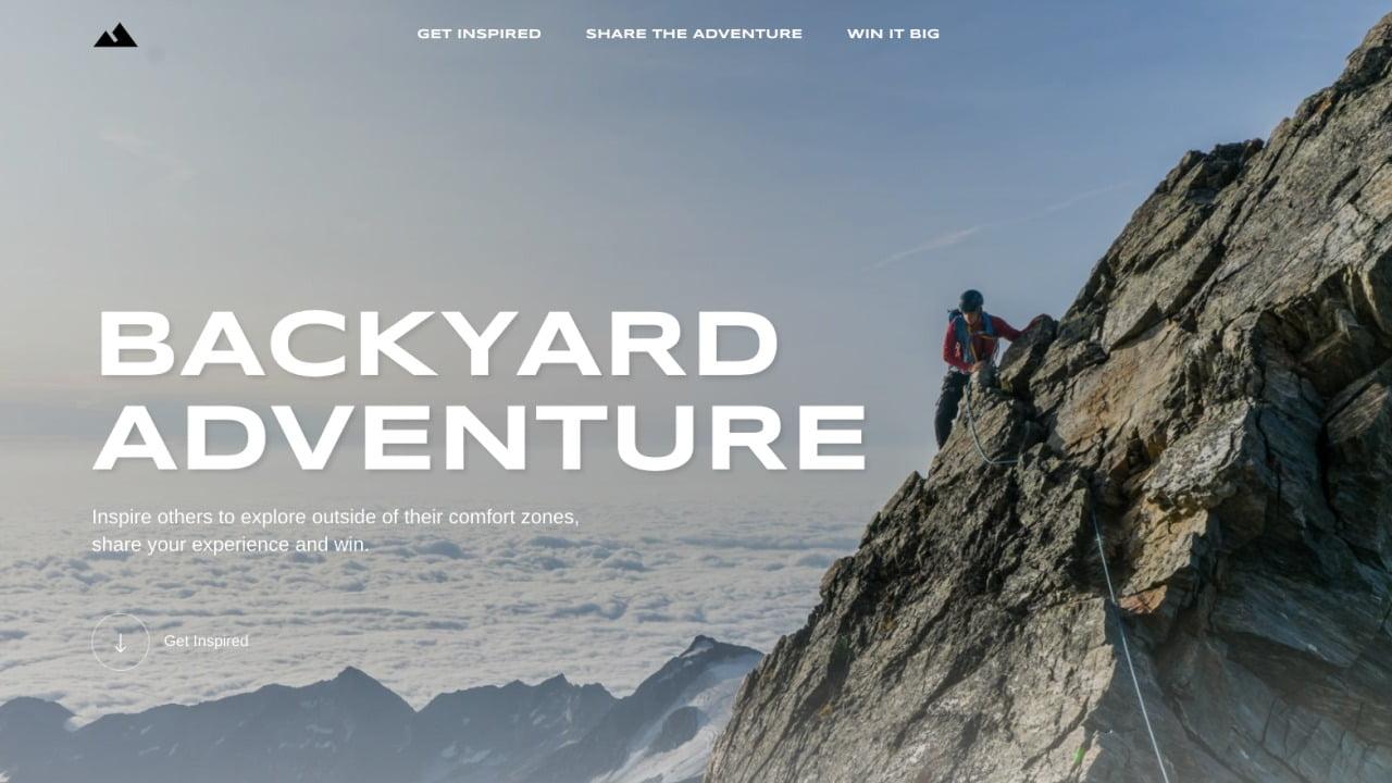 Sky, Mountain, Font, Bedrock, Terrain, Travel