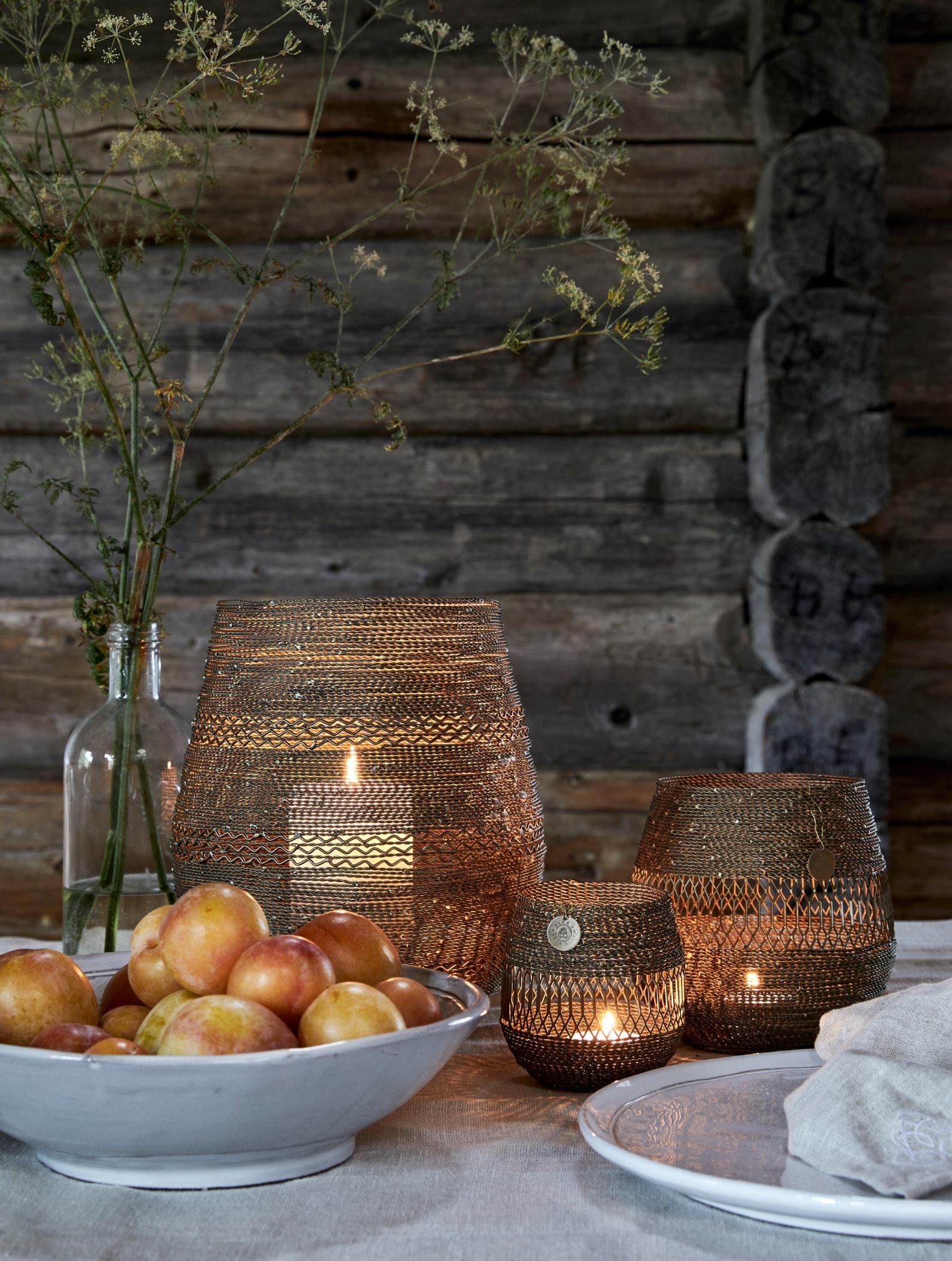 Still life, Basket