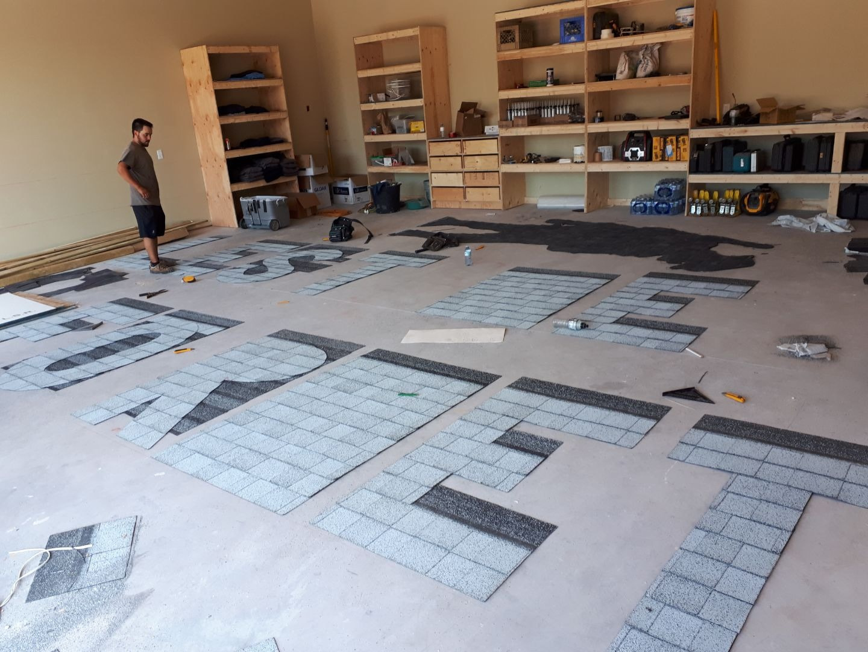 Flooring, Tile, Floor