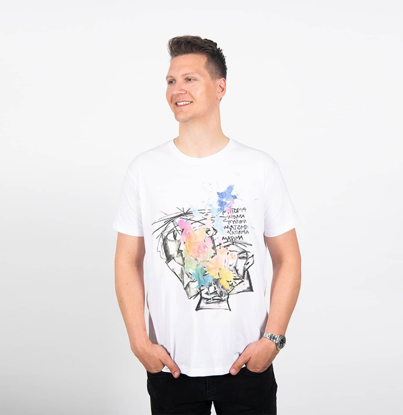 Bestill Revet T skjorter på nett | Spreadshirt