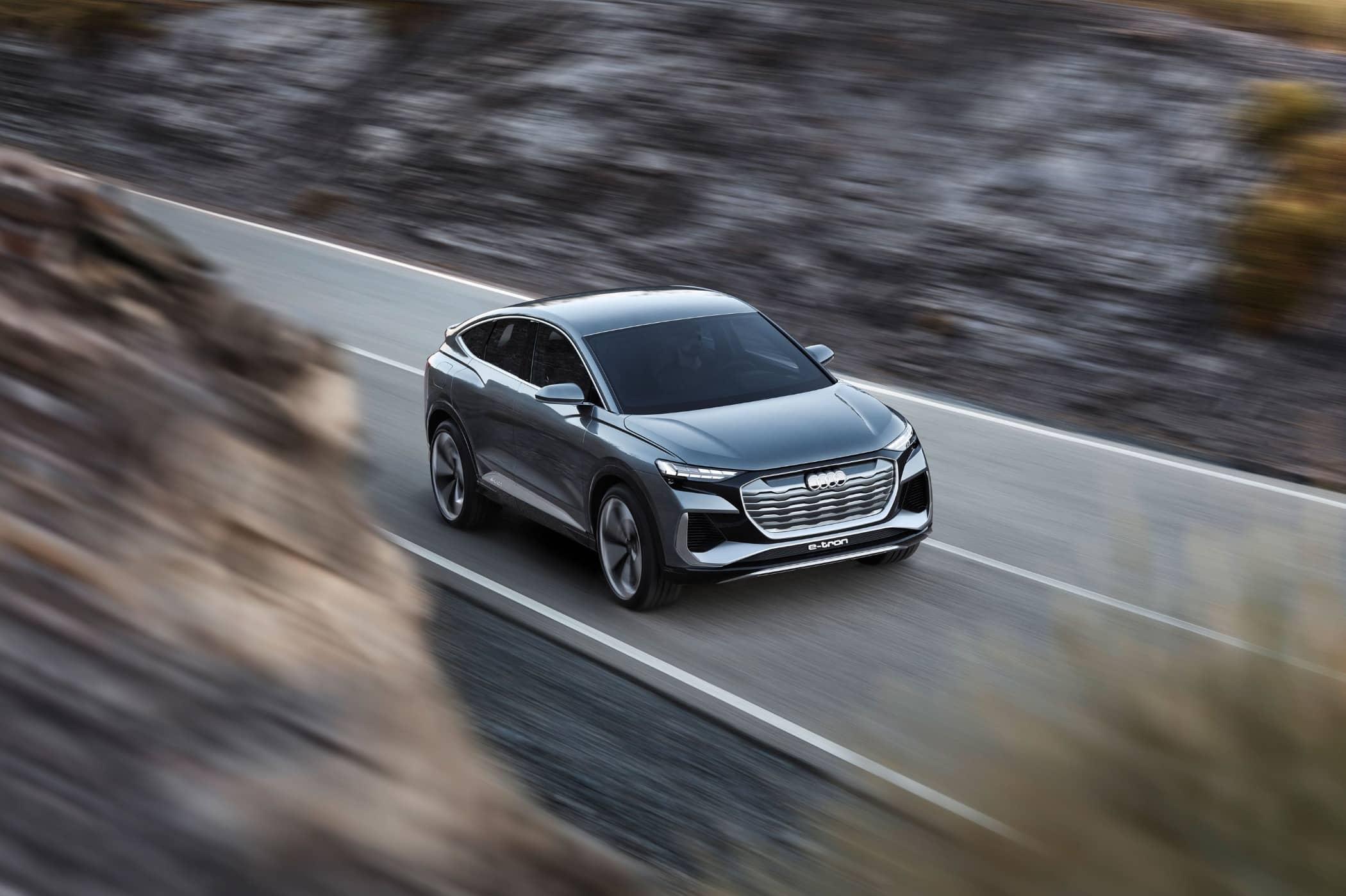Mid-size car, Automotive design, Land vehicle, Audi