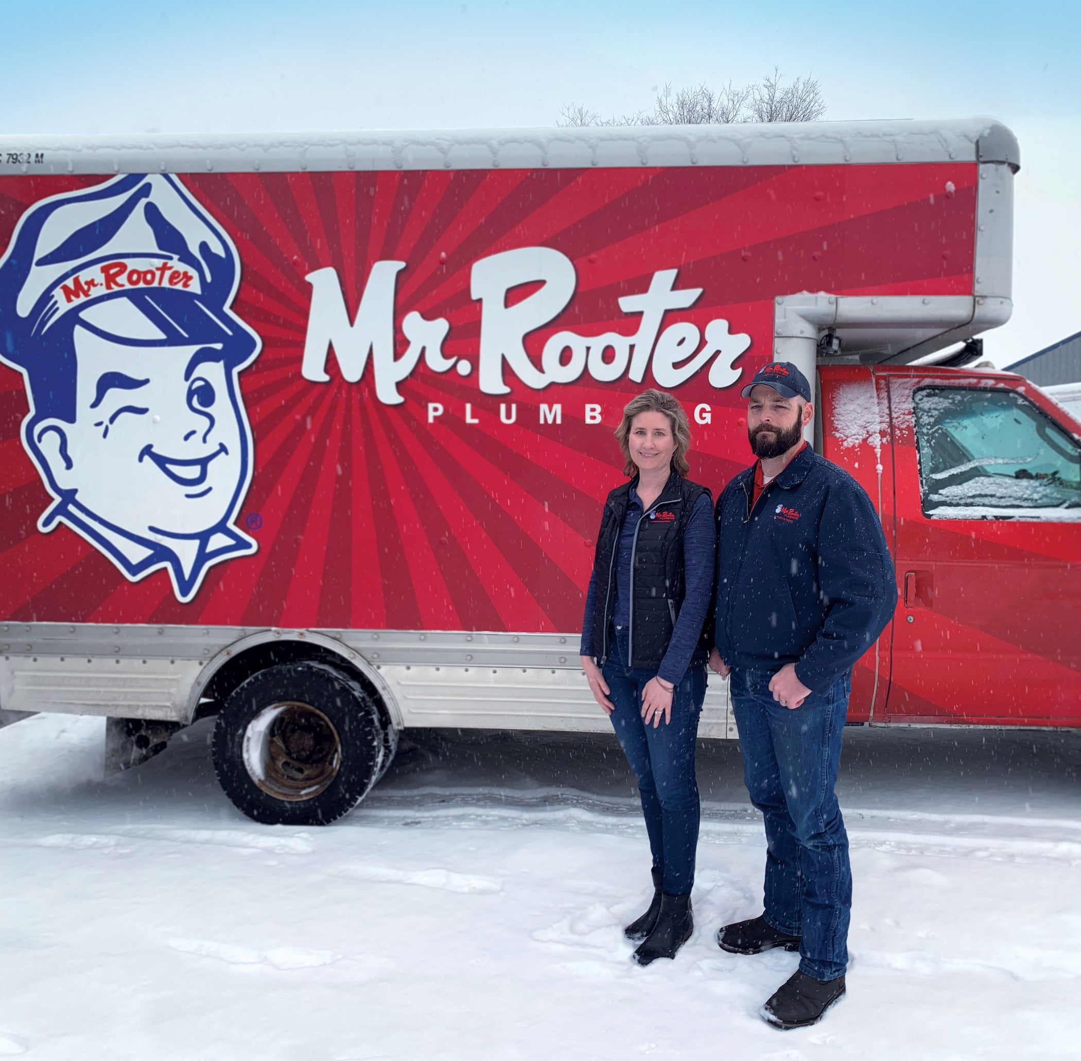 Franchise, opportunities, Mr. Rooter Plumbing