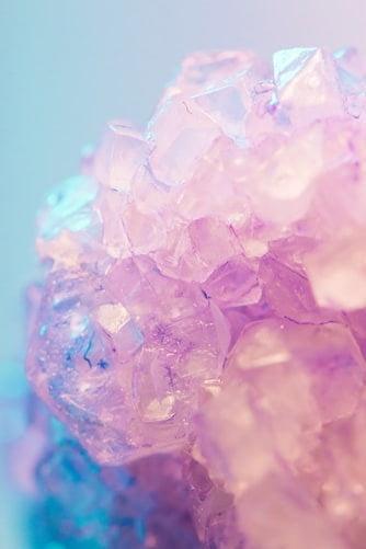 Purple, Quartz, Pink, Violet