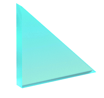 Triangle, Rectangle