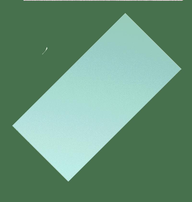 Rectangle, Blue gradient