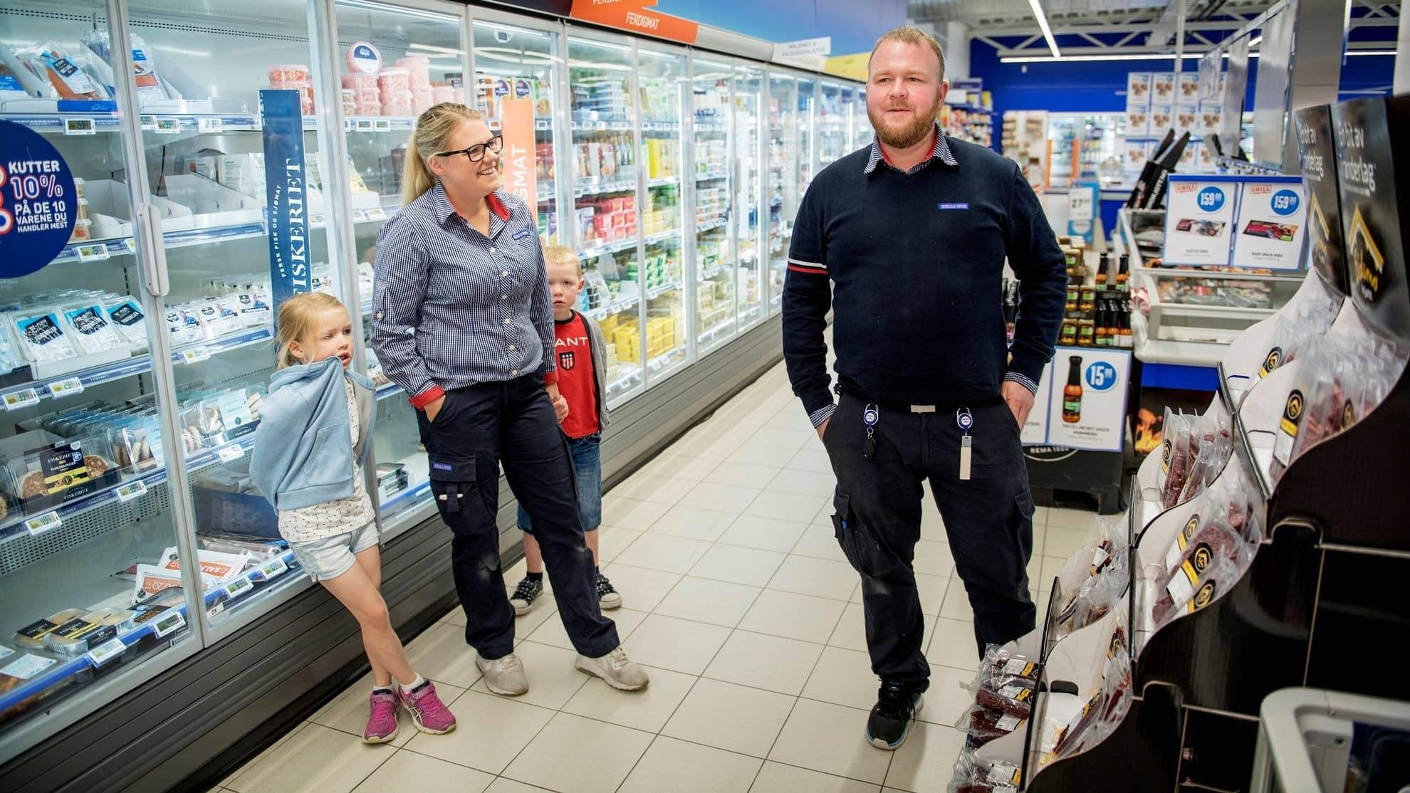 Retail, Product, Supermarket