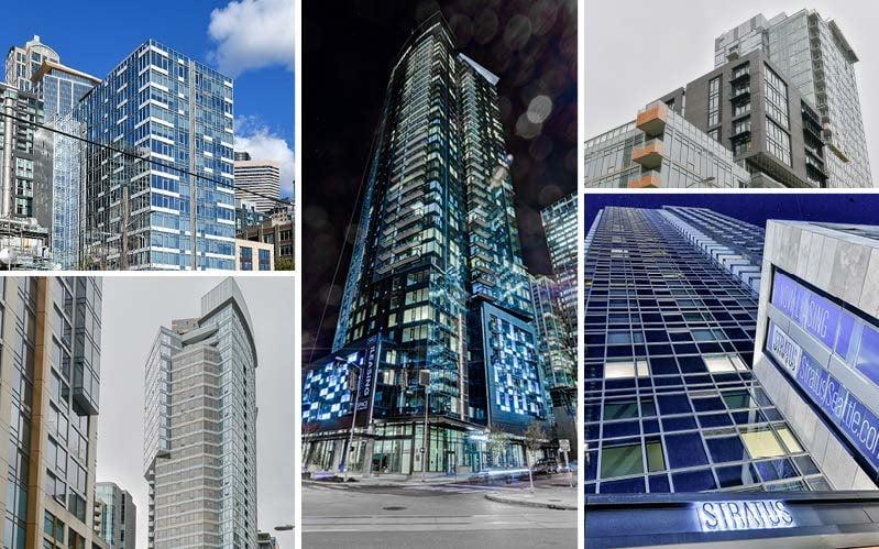 Human settlement, Tower block, Metropolitan area, City, Building, Architecture, Condominium, Landmark, Metropolis, Skyscraper