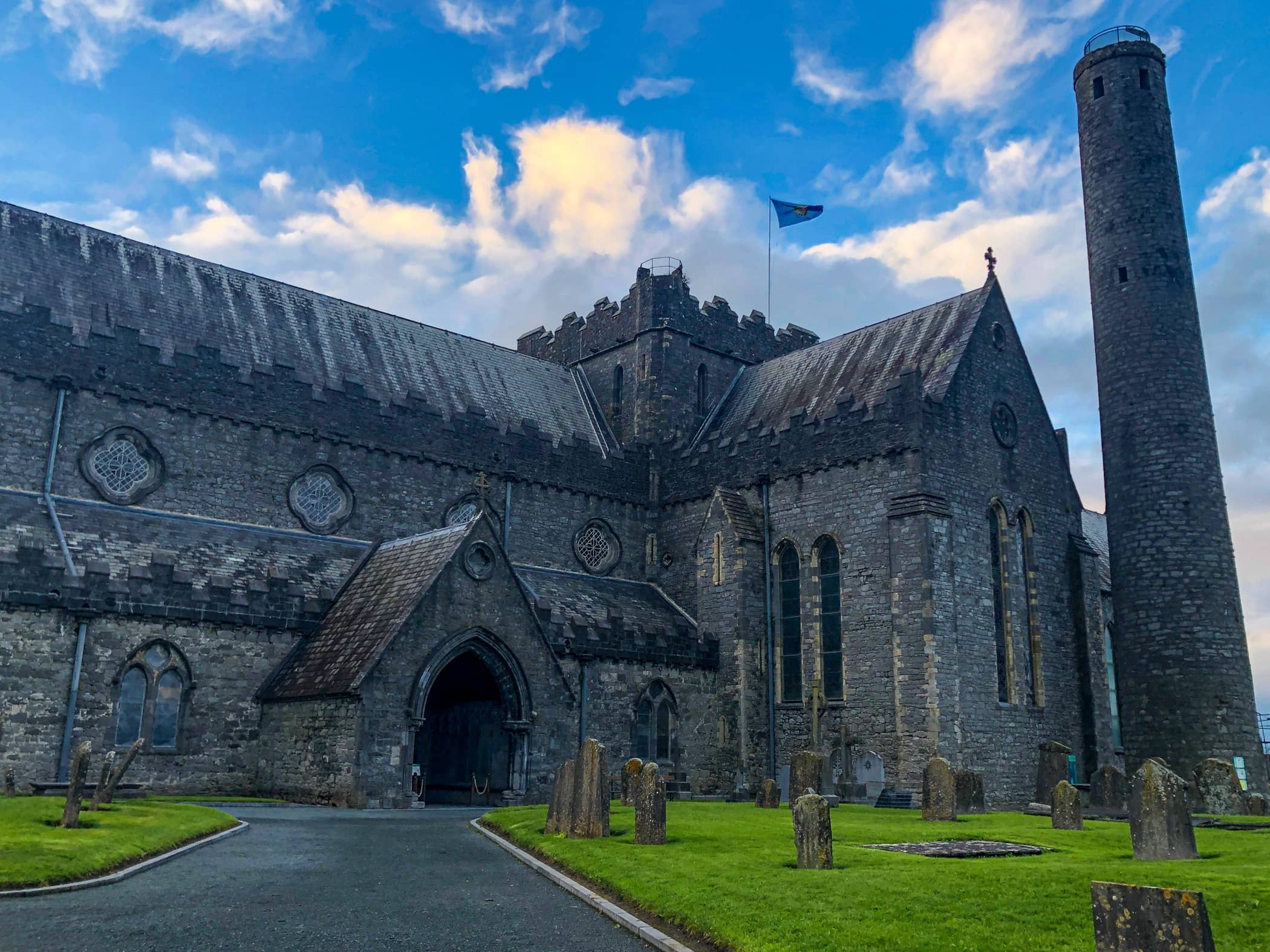 Medieval architecture, Church, Building, Sky