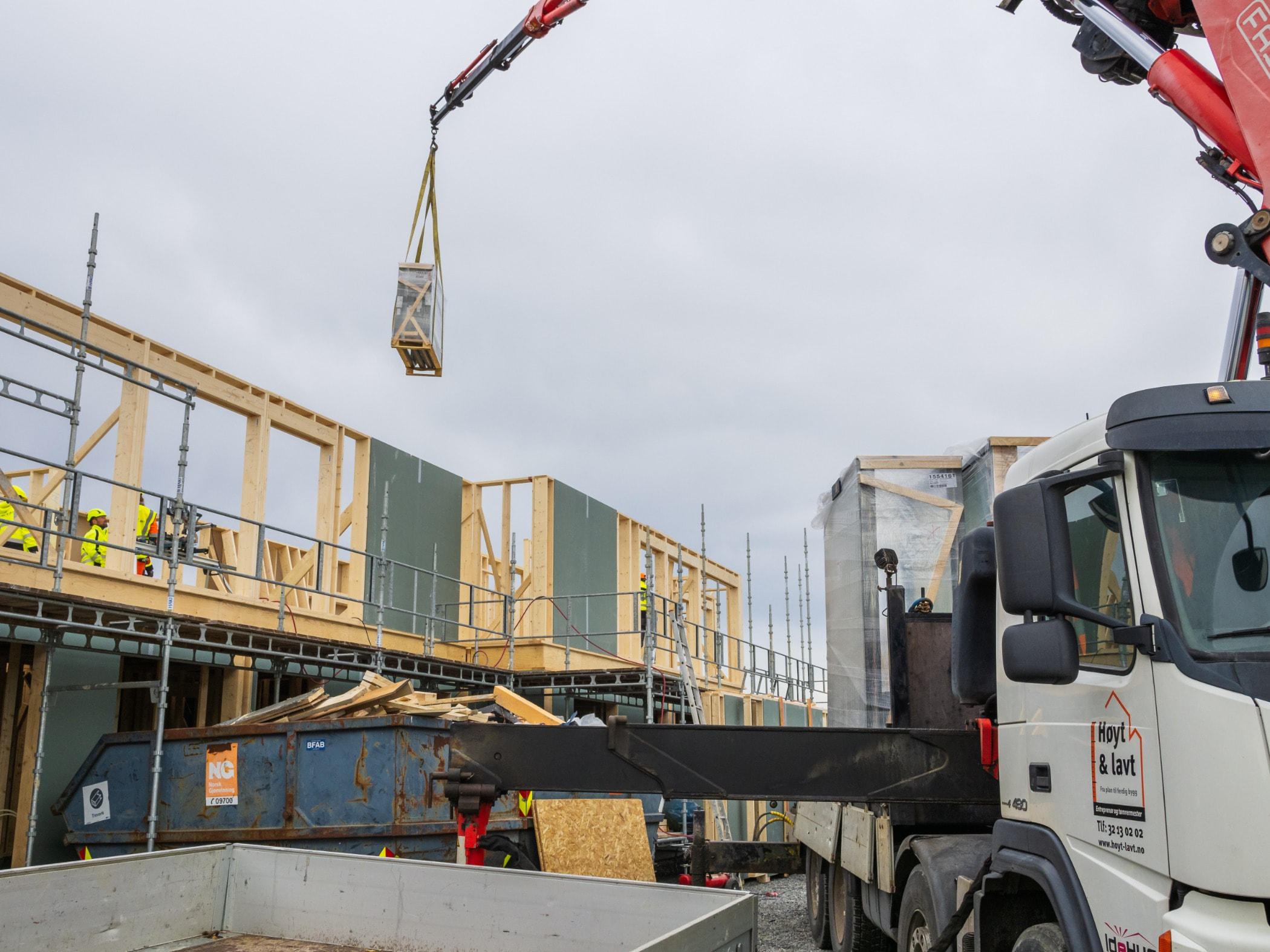 Mode of transport, Construction equipment, Vehicle, Crane