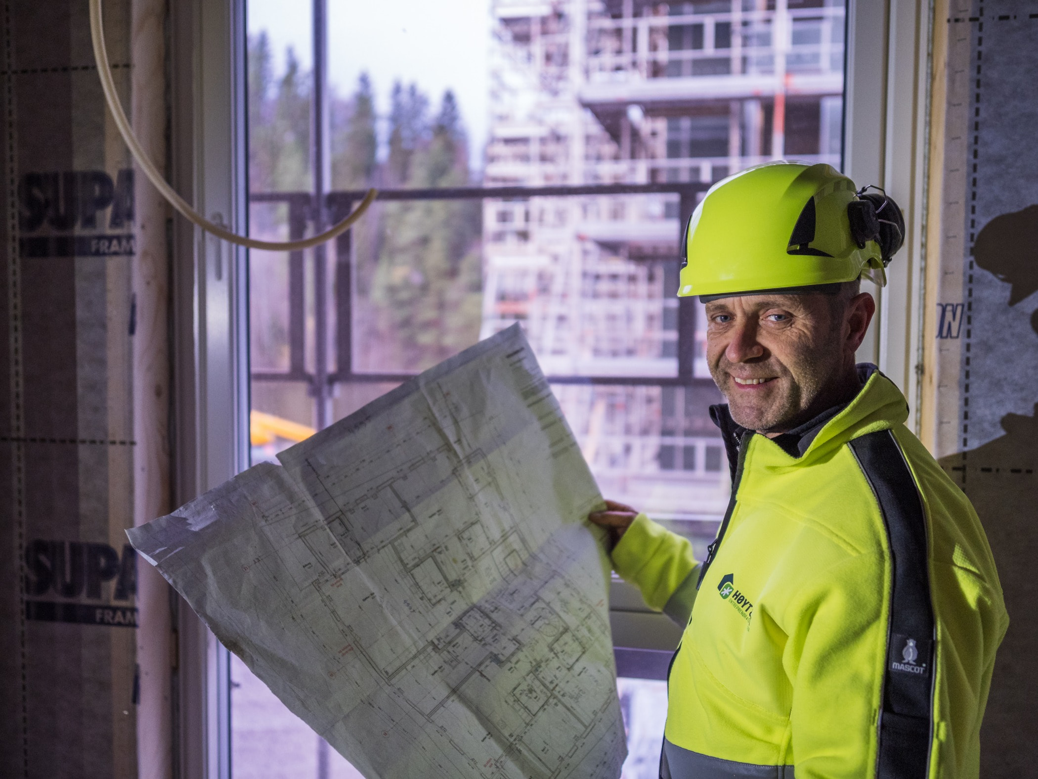 Personal protective equipment, High-visibility clothing, Construction worker, Hard hat, Engineer