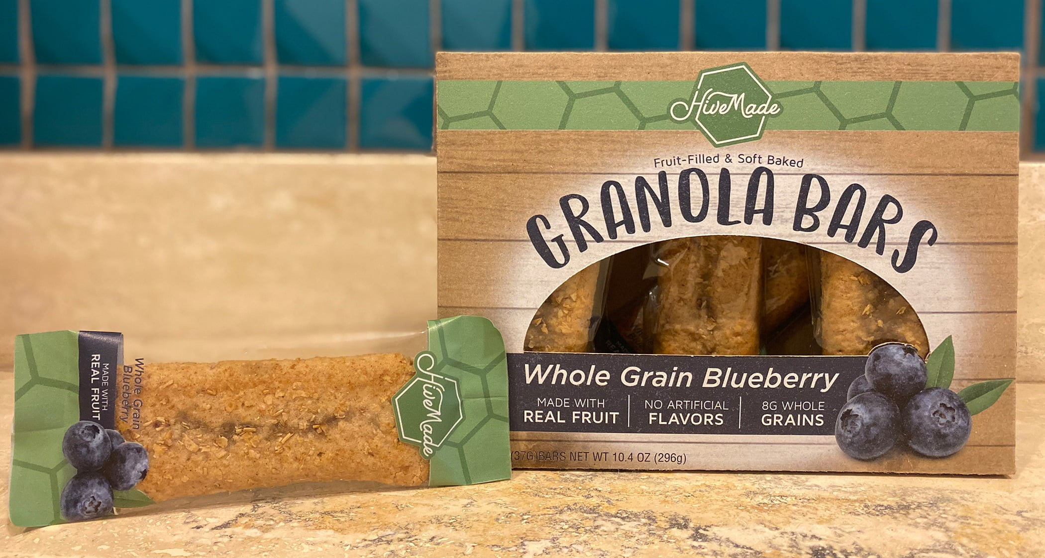 Hive Make granola bars packaging - Determining the right coating for a particular product depends on a number of variables.