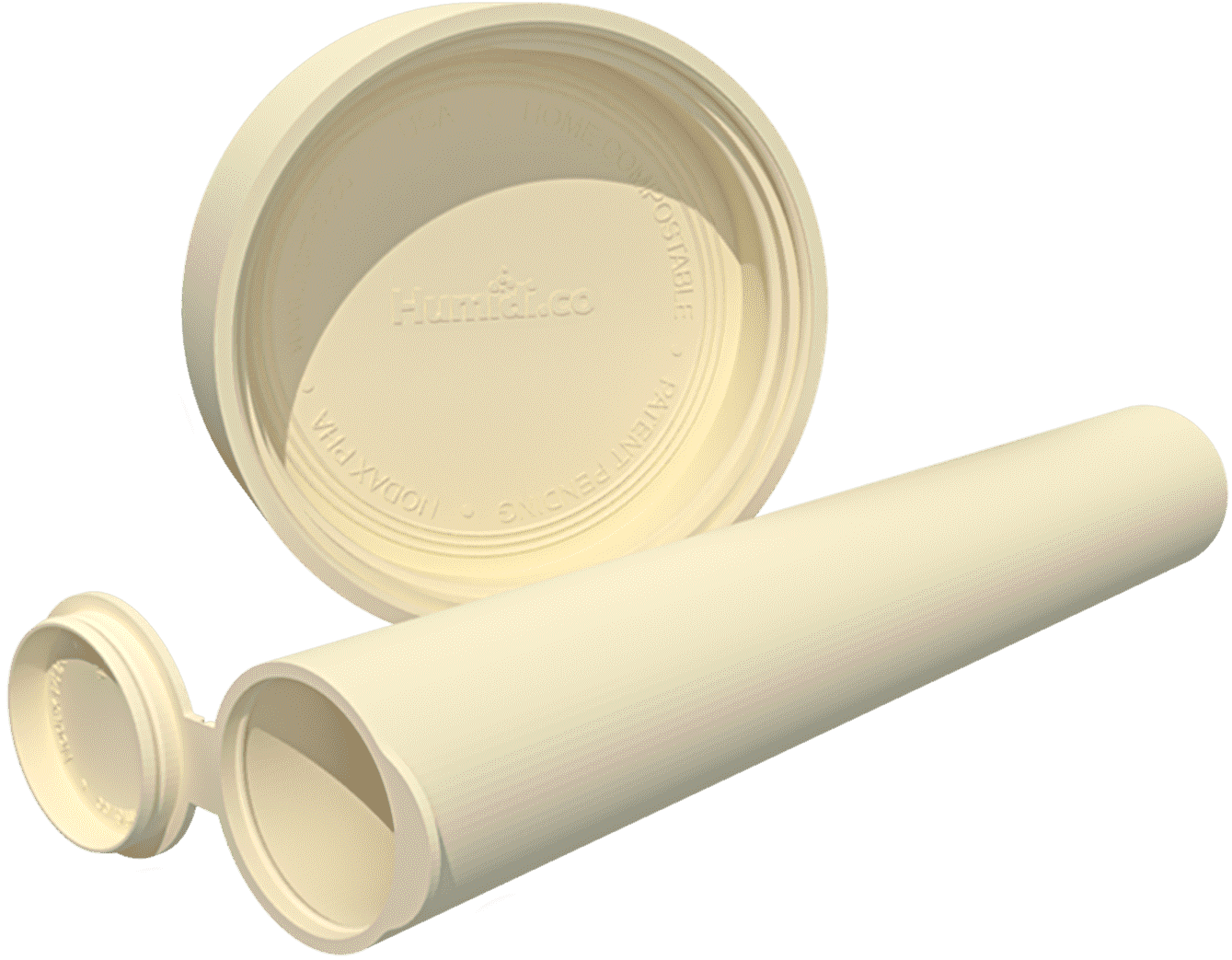 Home-compostable HumidiNaturals