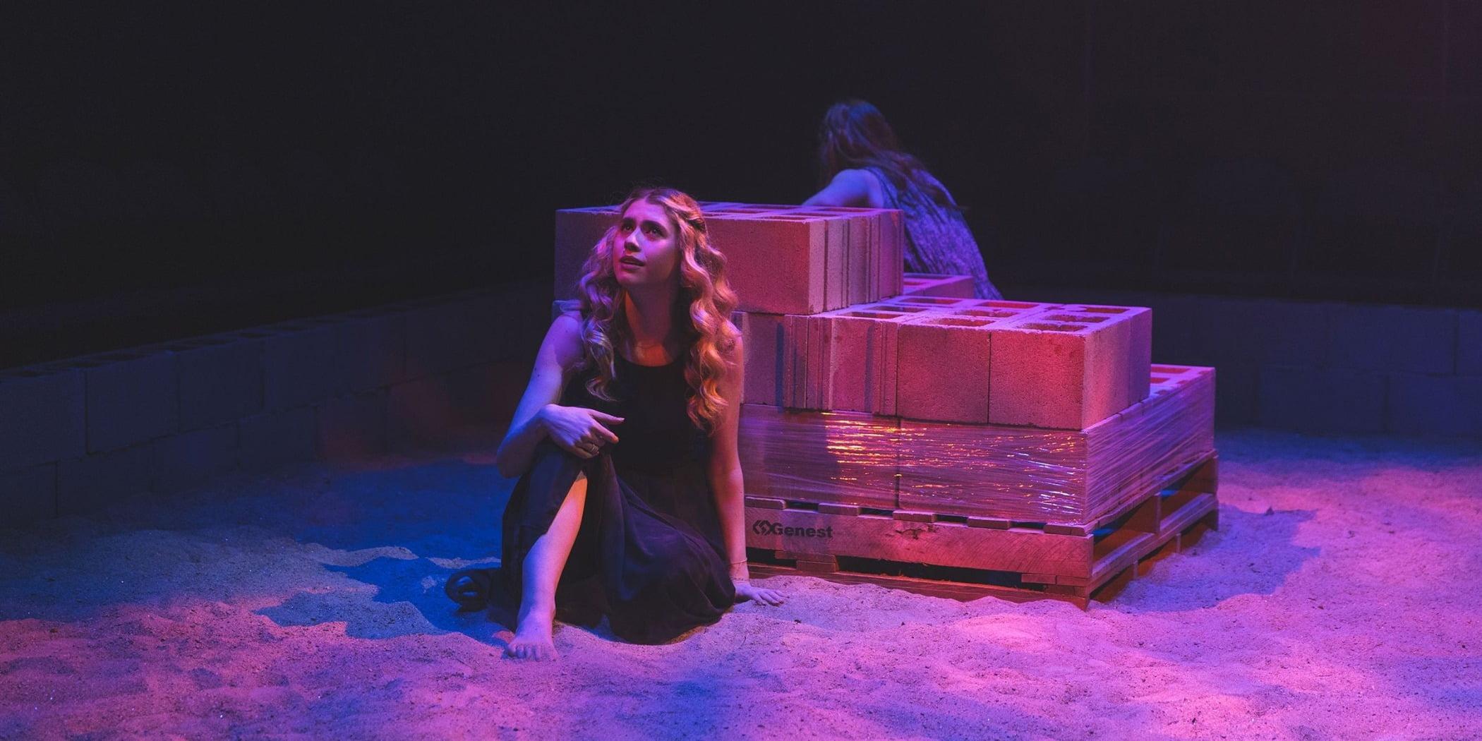 Performing arts, Blue, Purple, Entertainment, Violet