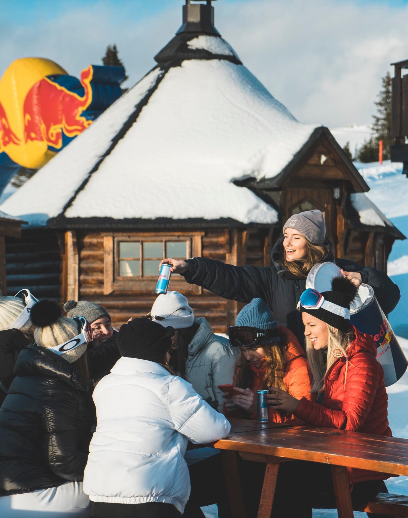 Snow, Hat, Winter