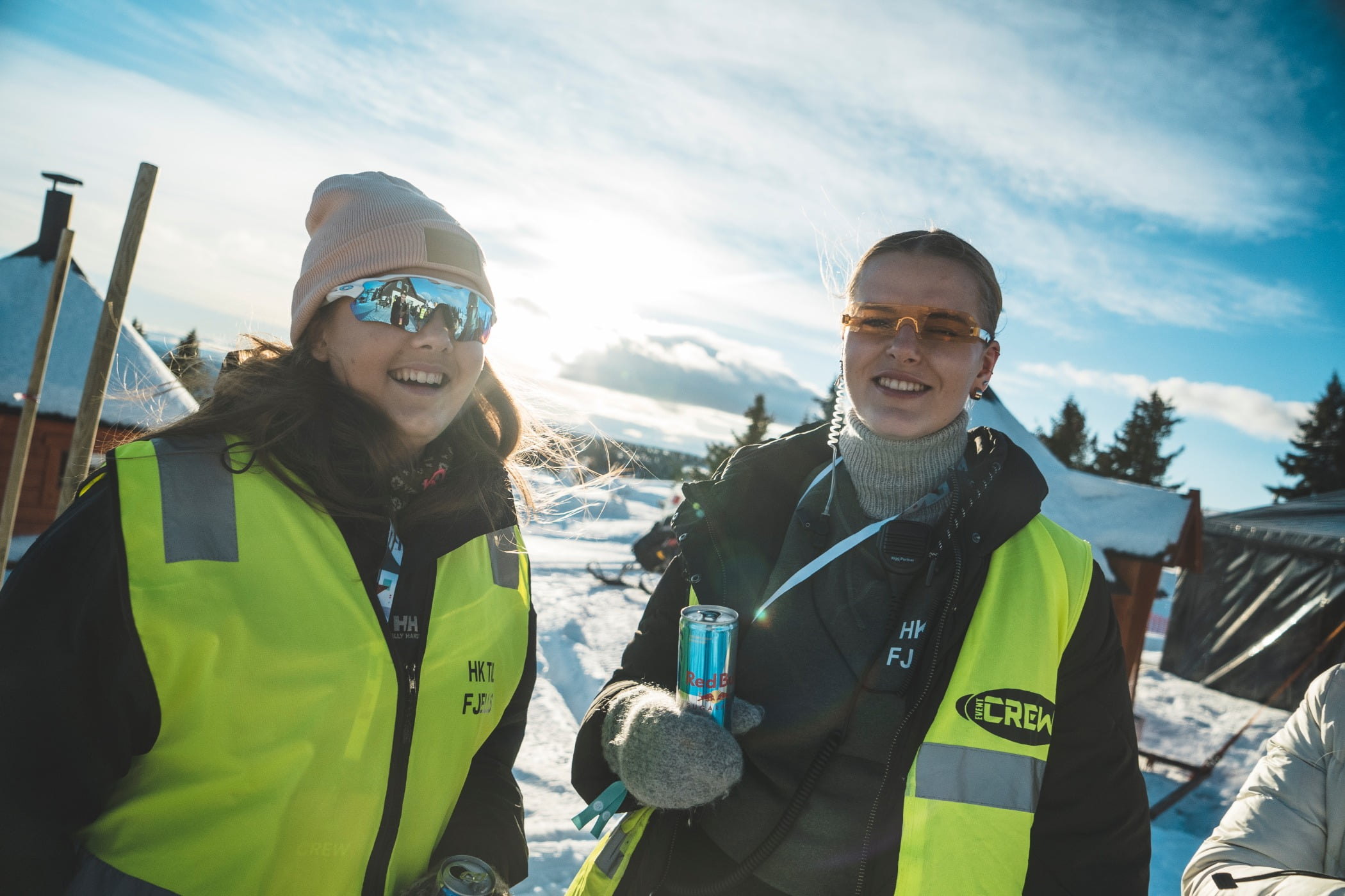 Personal protective equipment, Vision care, Snow, Glove, Cap, Jacket, Goggles, Winter, Eyewear