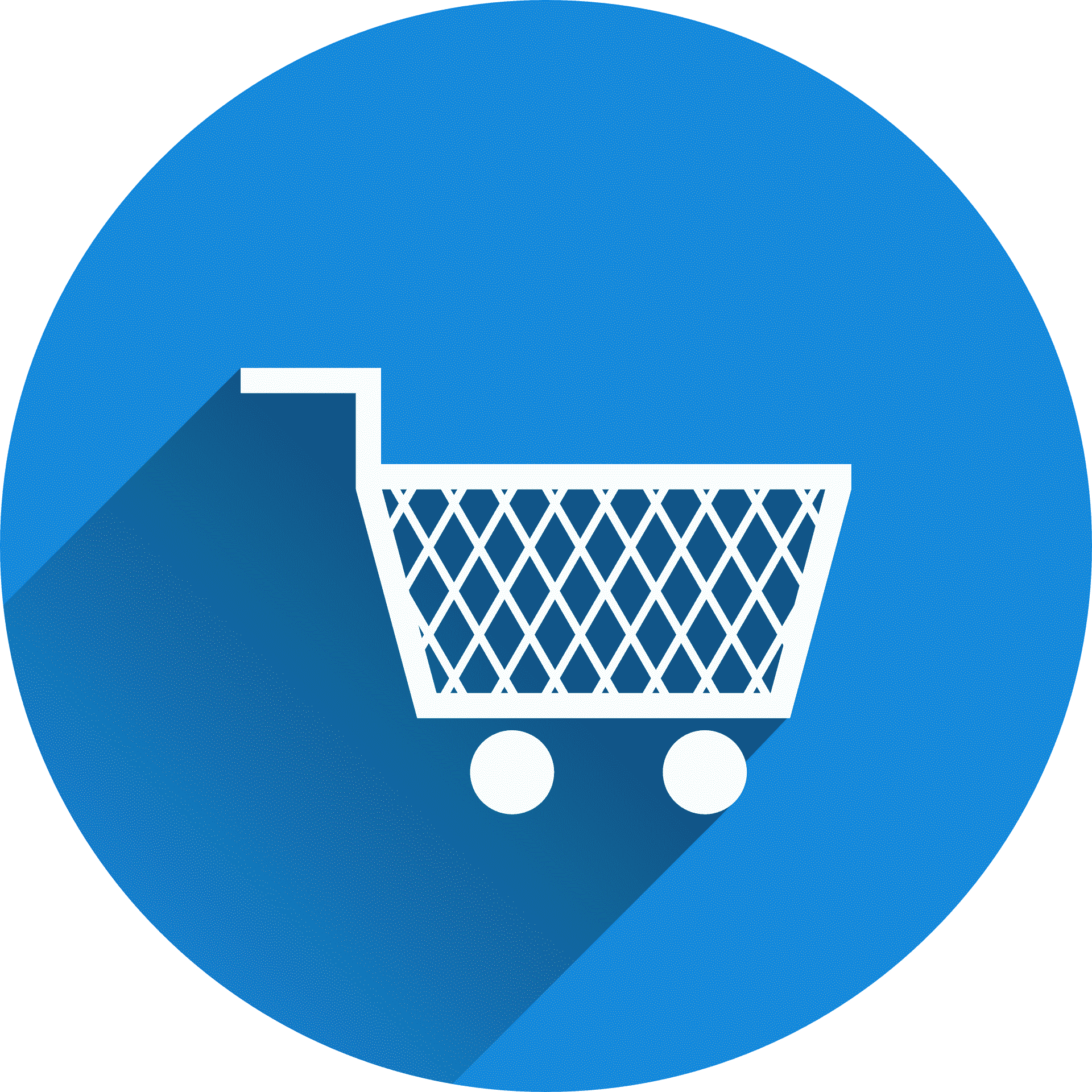 shopping cart, shopping, icon