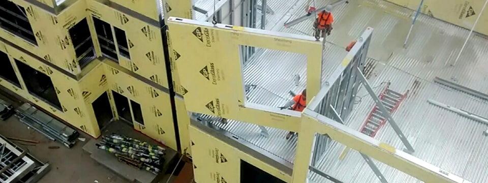 Superior Monte Cedro Panel Installation