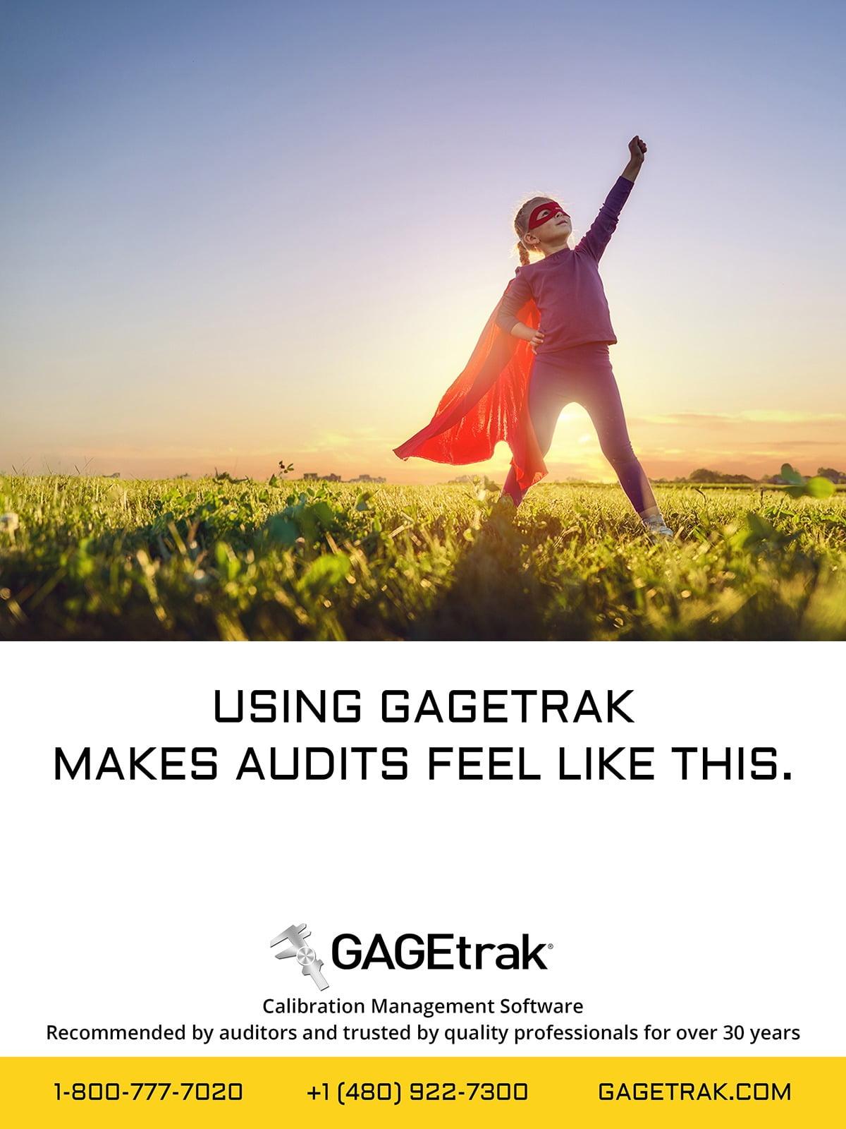 Cyber Metrics - GAGEtrak