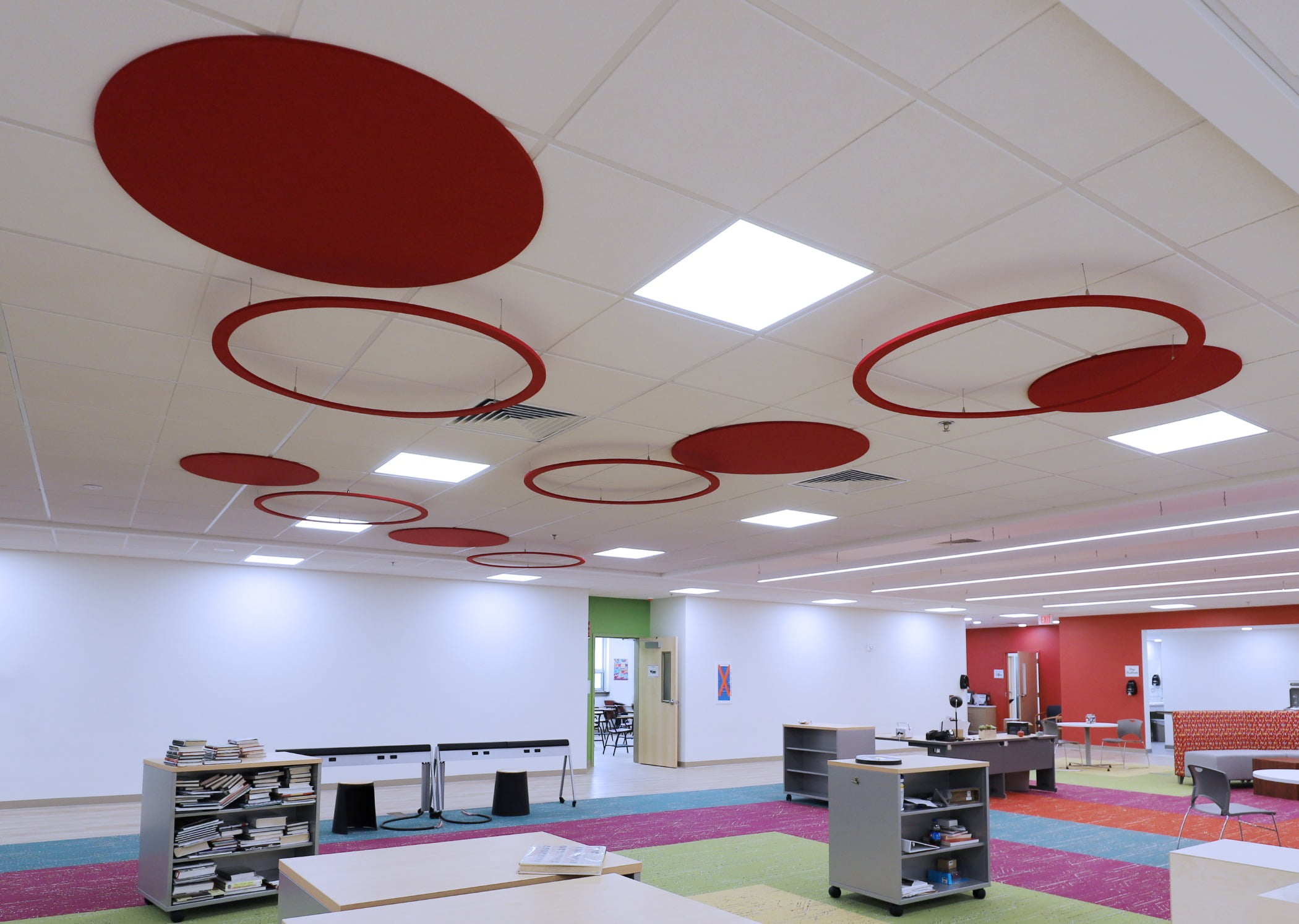 Interior design, Light, Building, Flooring, Floor, Window