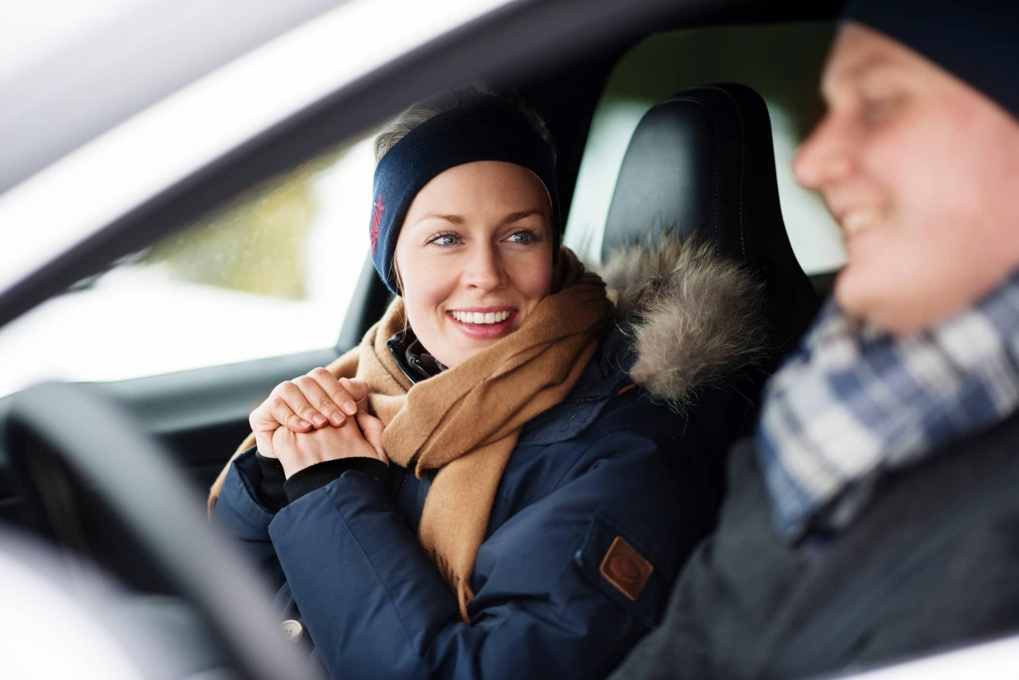 Automotive design, Luxury vehicle, Smile, Driving
