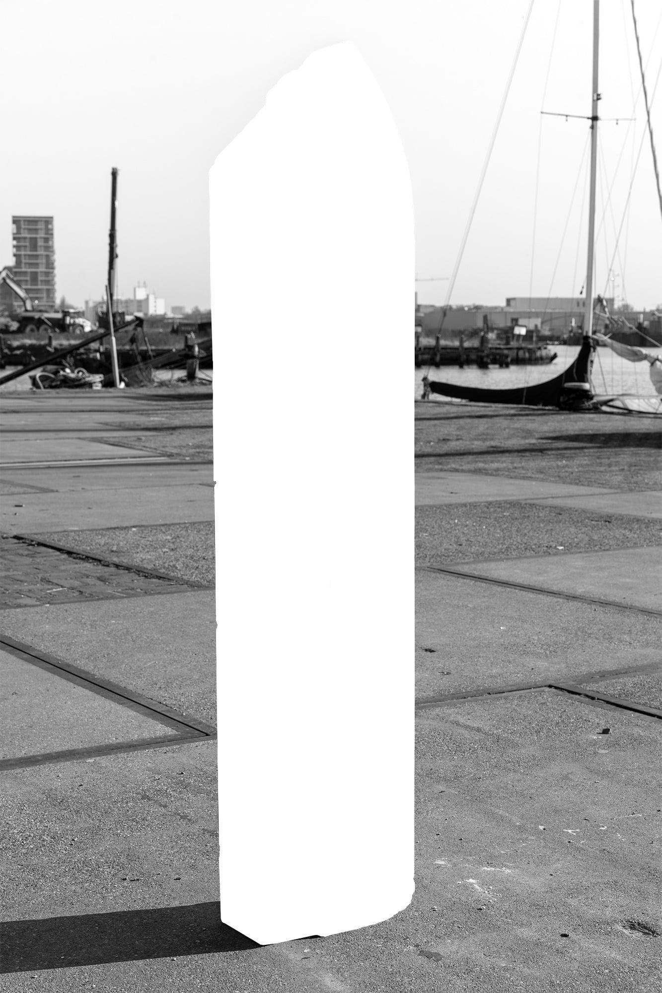 Road surface, Black, Sky, Boat, Asphalt, Black-and-white