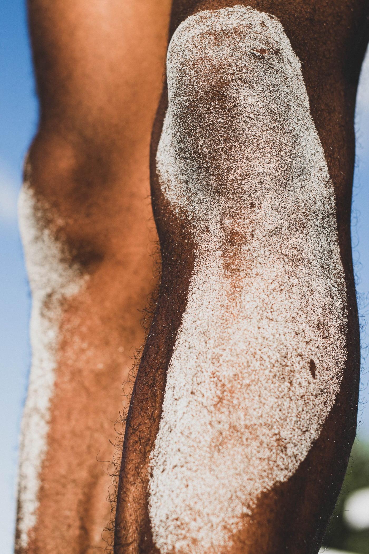 Human body, Leg