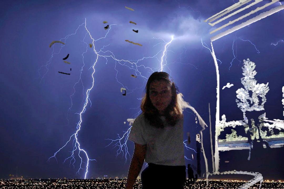 Lightning, Thunder, Atmosphere, Photograph, Sky, White, Light, World, Nature, Blue