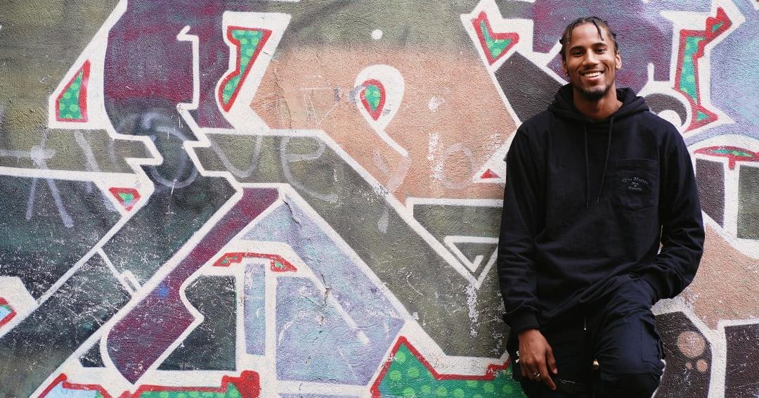 Smile, Green, Black, Textile, Artist, Art, Graffiti, Line, Wall, Cool