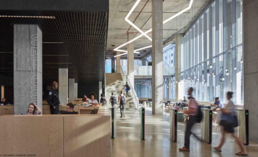 Interior design, Fixture, Building, Architecture, Wood, Flooring