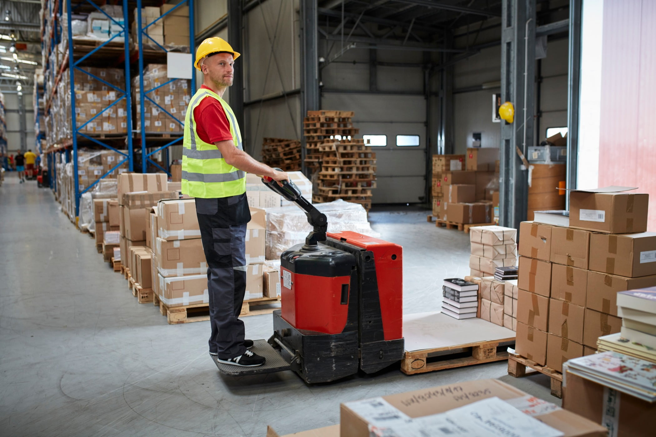 Luggage and bags, Shipping box, Automotive design, Package delivery, Workwear, Wood, Bag, Floor, Flooring