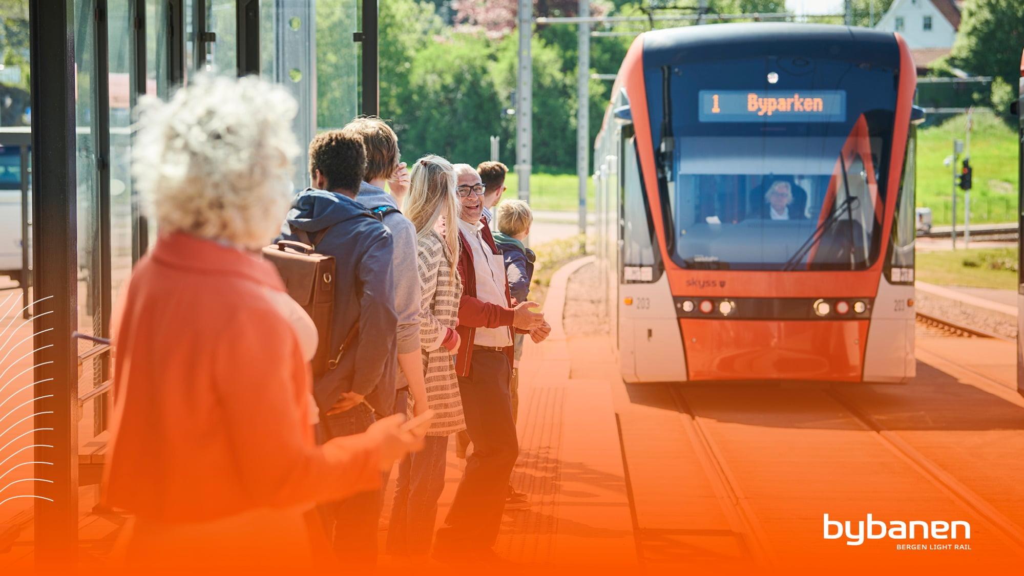Display device, Public transport, Metro, Passenger, Travel, Orange