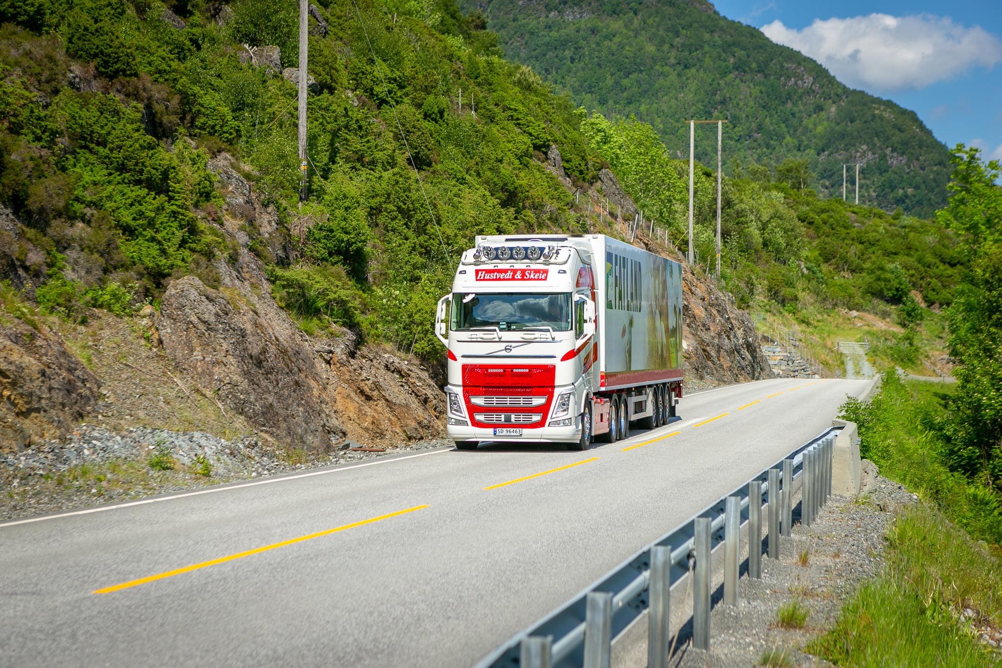 Land vehicle, Automotive lighting, Plant, Mountain, Tire, Wheel, Cloud, Truck