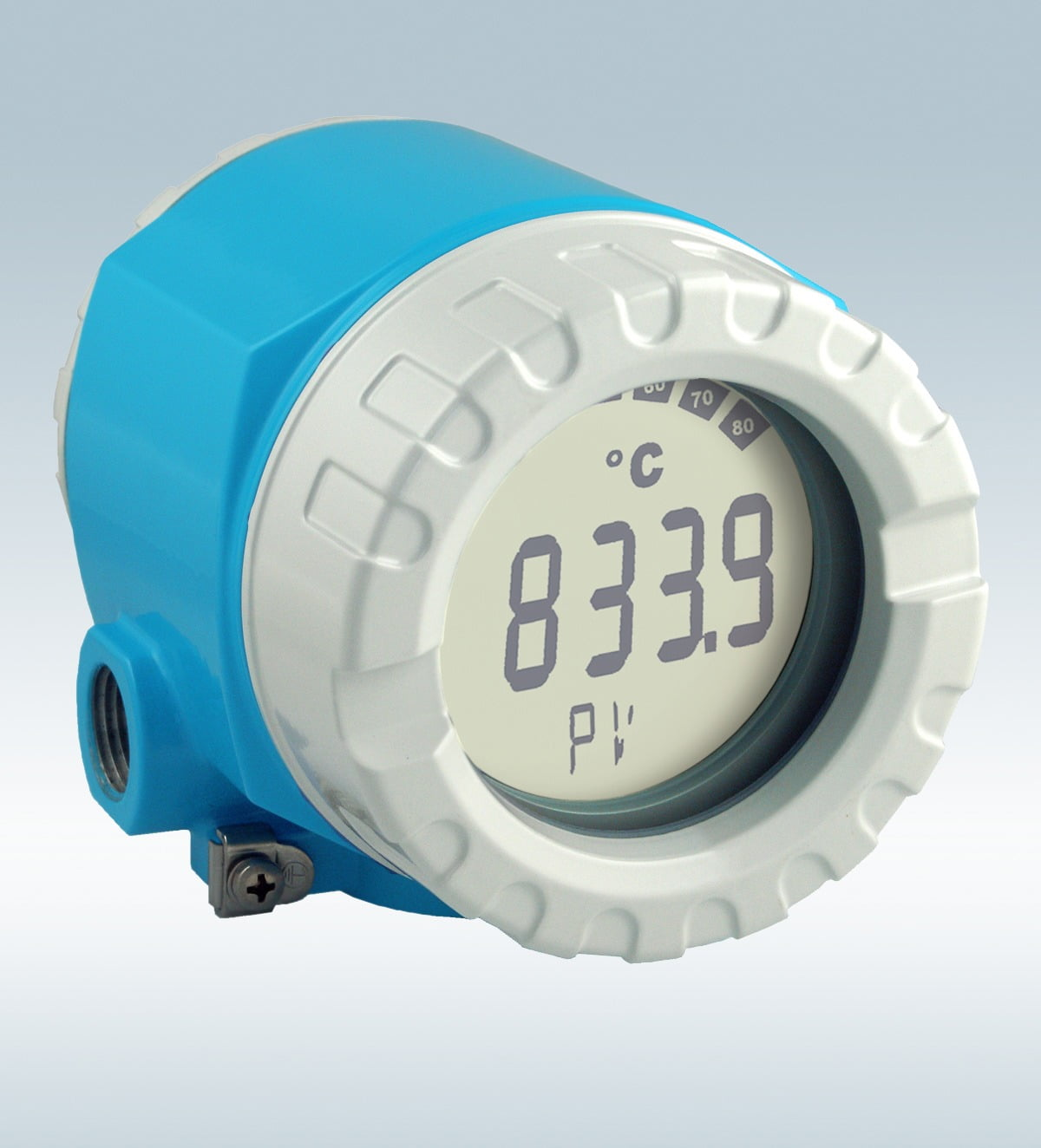 Endress And Hauser TMT 142 B Smart Temp Transmitter With Bluetooth
