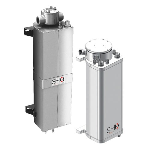 Process Technology SHX And SHX EX Heaters 500