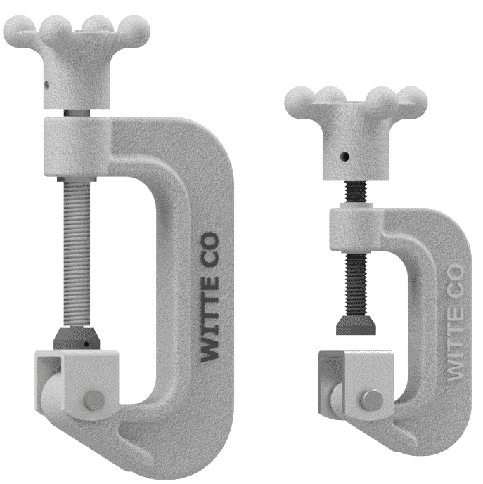 Witte C Clamps
