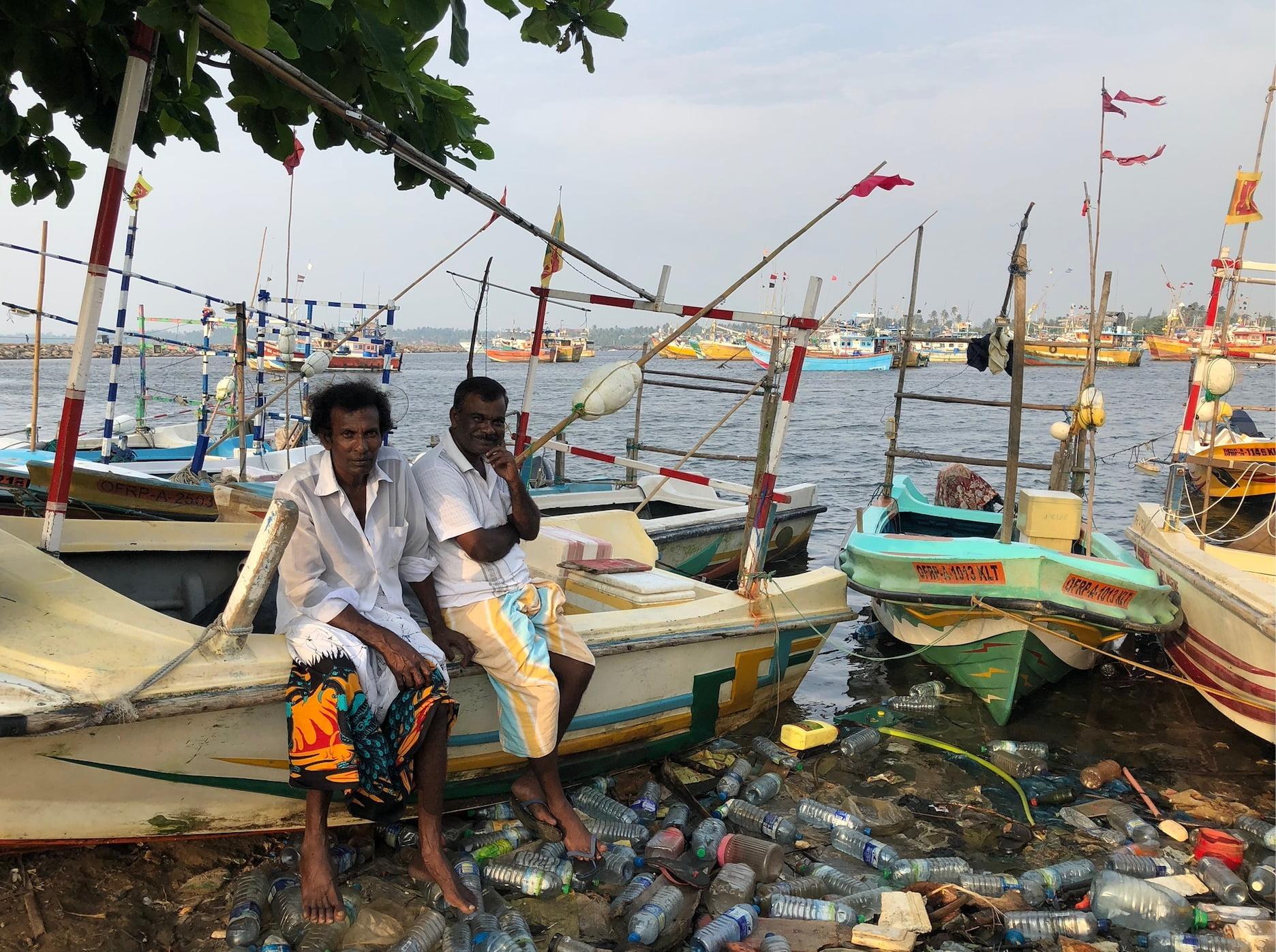 Litter, Pollution, Harbor, Waste, Boat, Watercraft