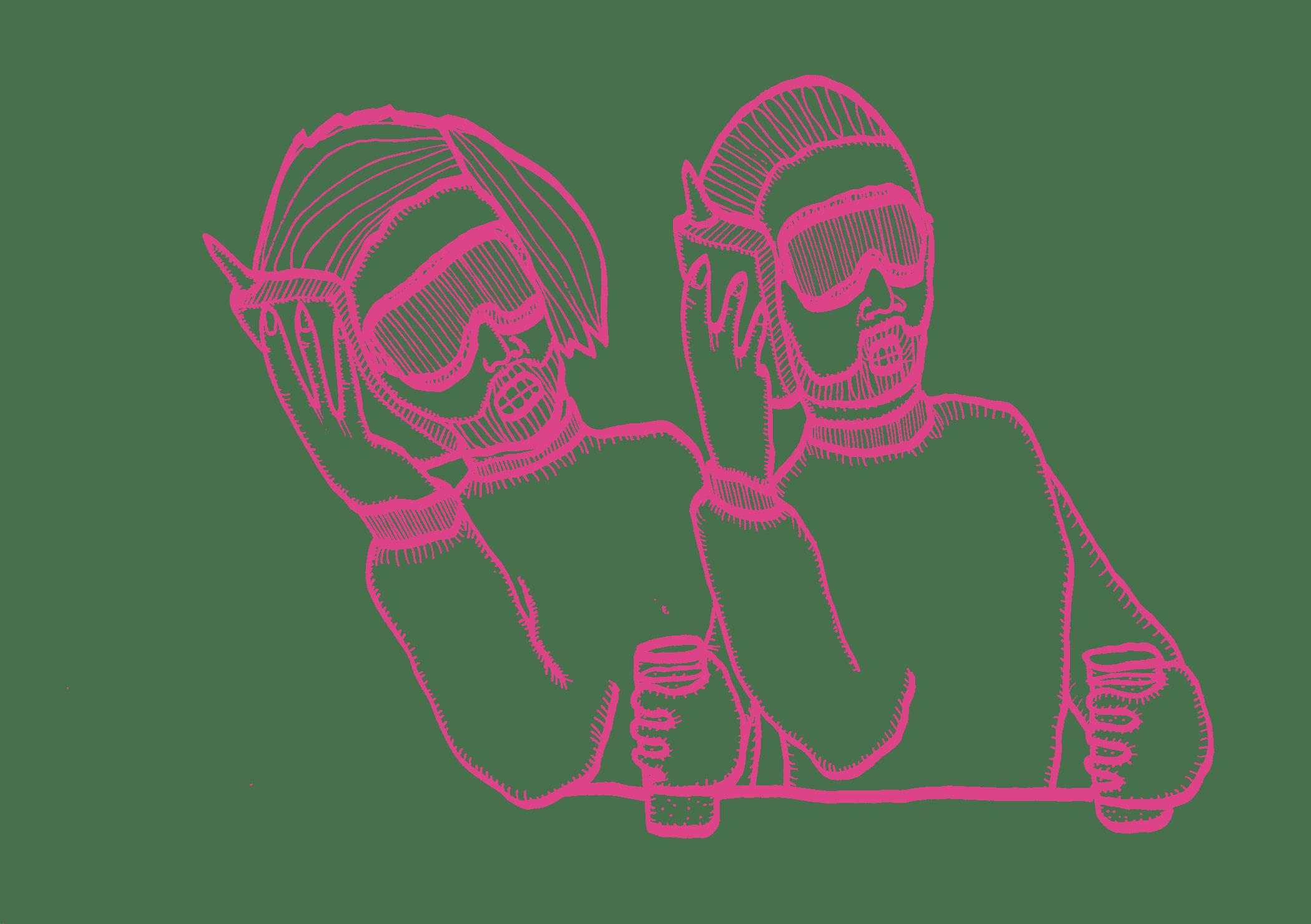 Line art, Drawing, Head
