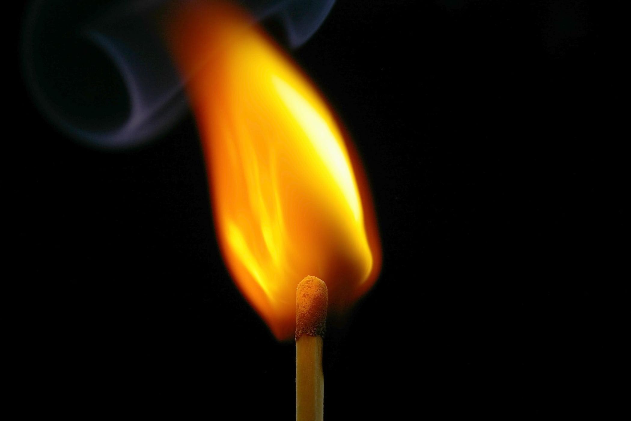 Match, Fire, Flame