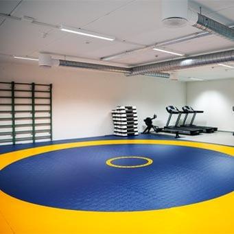 Light, Fixture, Flooring, Floor, Line