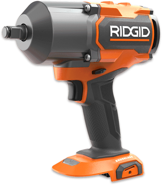 Pneumatic tool, Impact wrench, Light
