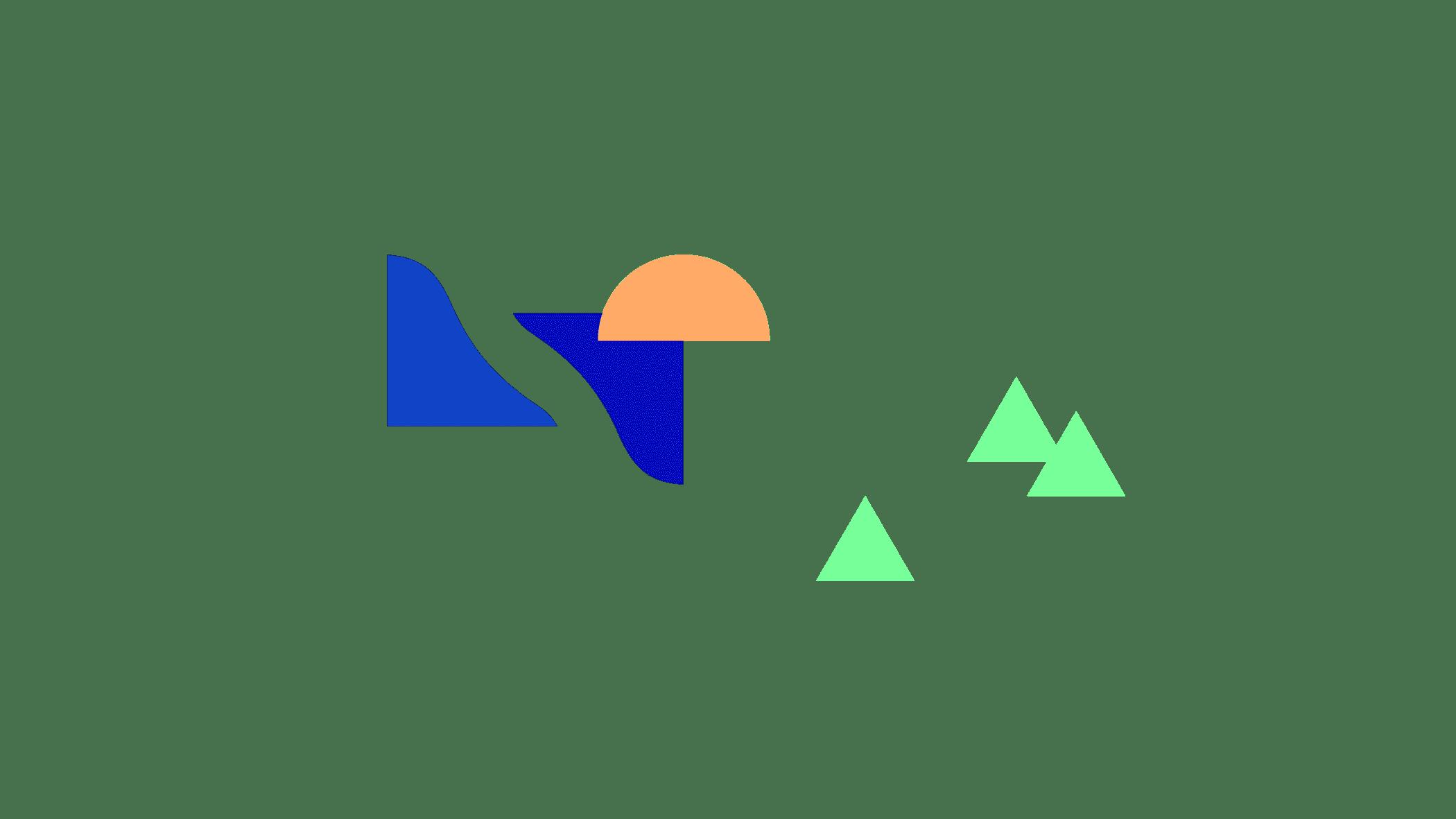 Gesture, Triangle
